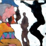 Bild Ausstellung von Max Holst: Malerei für Öl-und Acryl-Bilder, Gemälde und Porträts, Grafikdesign und handgefertigte Objekte aus der Lüneburger Heide.