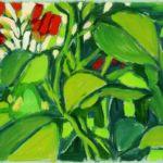 Bild mit Bohnen von Max Holst: Malerei für Öl-und Acryl-Bilder, Gemälde und Porträts, Grafikdesign und handgefertigte Objekte aus der Lüneburger Heide.