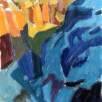 Bild von Dunnottar Castle in Schottland von Max Holst: Malerei für Öl-und Acryl-Bilder, Gemälde und Porträts, Grafikdesign und handgefertigte Objekte aus der Lüneburger Heide.