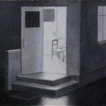Gannerbarg, Acryl, 120 x 90 cm