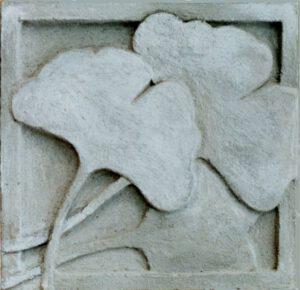 Gingo, Beton, 50 x 50 cm