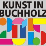 Plakatmotiv Kunst in Buchholz 2015 von Max Holst: Malerei für Öl-und Acryl-Bilder, Gemälde und Porträts, Grafikdesign und handgefertigte Objekte aus der Lüneburger Heide.