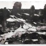 Heideweg, Alugrafie, 40 x 30 cm