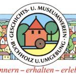 """Logo """"Geschichts- und Museumsverein Buchholz und Umgebung"""", Grafik Design, Auftragsarbeit"""