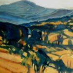 Schwarzwald II, Öl, 70 x 50 cm