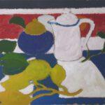 Stillleben VIII, Acryl, 50 x 30 cm