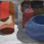 Ein Bild mit Töpfen von Max Holst: Malerei für Öl-und Acryl-Bilder, Gemälde und Porträts, Grafikdesign und handgefertigte Objekte aus der Lüneburger Heide.
