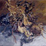 Ein Bild mit einem Tonkrug von Max Holst: Malerei für Öl-und Acryl-Bilder, Gemälde und Porträts, Grafikdesign und handgefertigte Objekte aus der Lüneburger Heide.