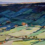 Yorkshire, Acryl, 70 x 50 cm