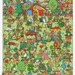 Plakatentwurf von Max Holst anlässlich des Buchholzer Stadtfestes 2008: Max Holst: Malerei für Öl-und Acryl-Bilder, Gemälde und Porträts, Grafikdesign und handgefertigte Objekte aus der Lüneburger Heide.